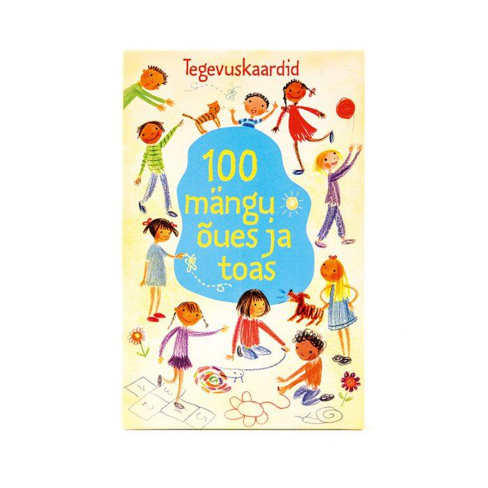 100 mängu õues ja toas